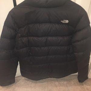 Short north face winter coat